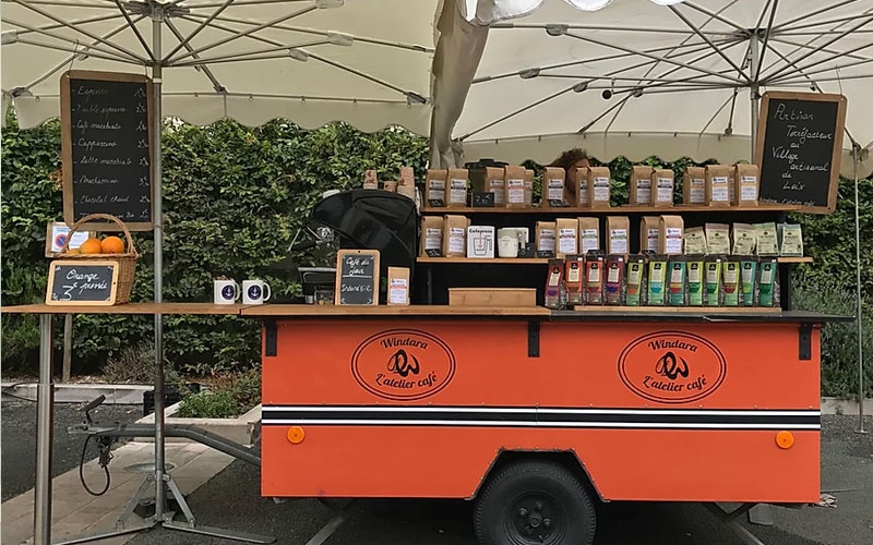 The Rise of the Street Food Truck